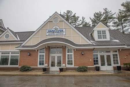 Hanover Pediatric Dentistry building front